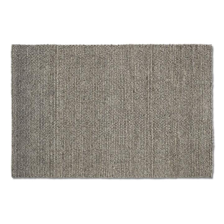 Peas carpet 200 x 300 cm from Hay in medium grey