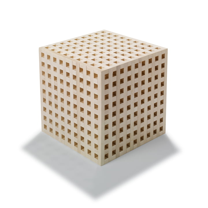 The Auerberg - Square Box Table