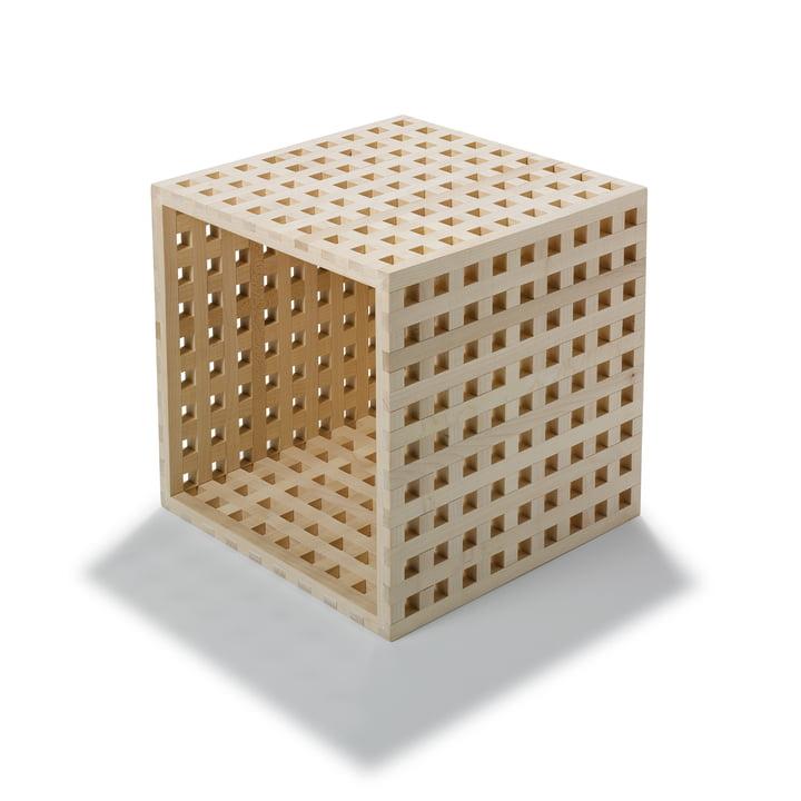 The Auerberg - Square Box Shelf
