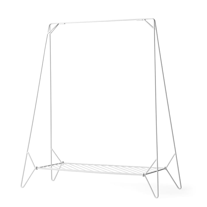 Menu - Anker Rack, white