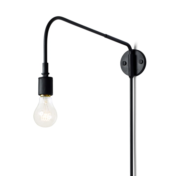 Menu - Warren Lamp, black