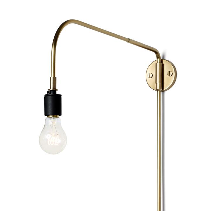 Menu - Warren Lamp, brass