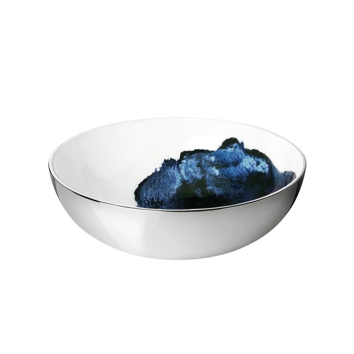 The Stockholm bowl Aquatic from Stelton in medium Ø 30 cm