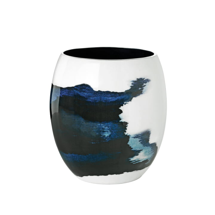 Stelton - Stockholm Vase Aquatic, medium Ø 16,6 cm