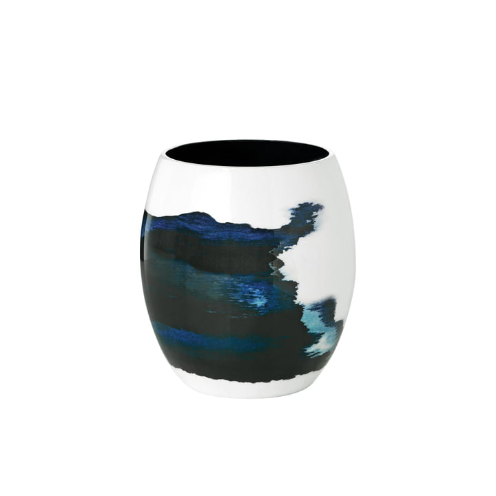 The Stockholm Vase Aquatic from Stelton in small Ø 13,1 cm
