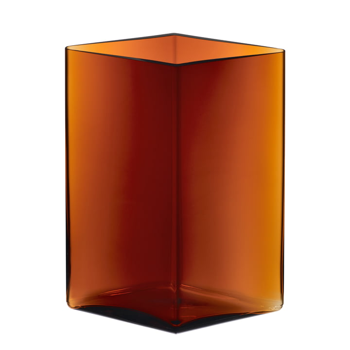 Iittala - Ruutu Vase 205 x 270 mm, copper