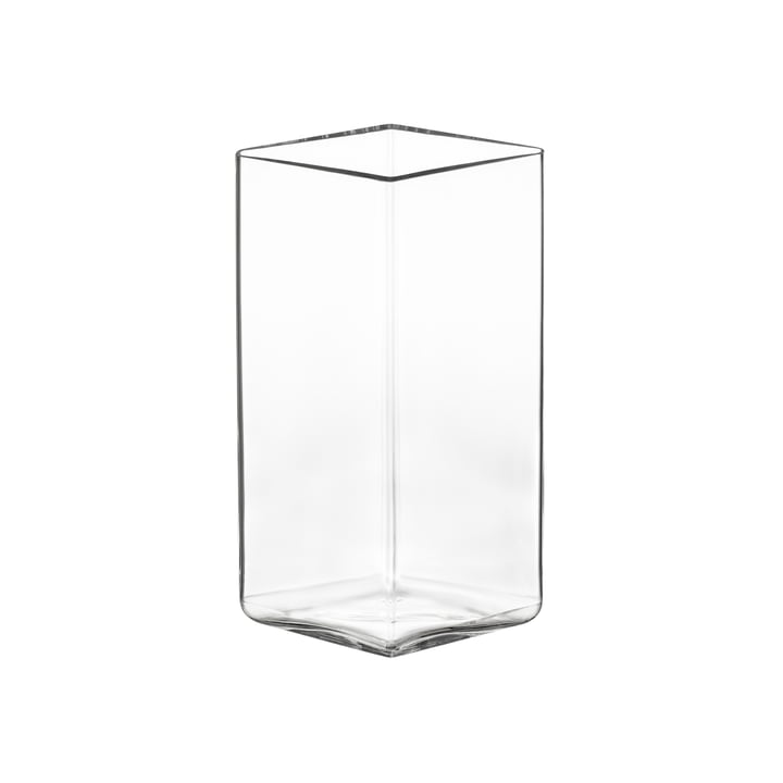 Iittala - Ruutu Vase 115 x 180 mm, clear