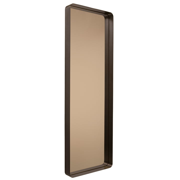 ClassiCon - Cypris mirror 180x60, brass burnished / smoked glass