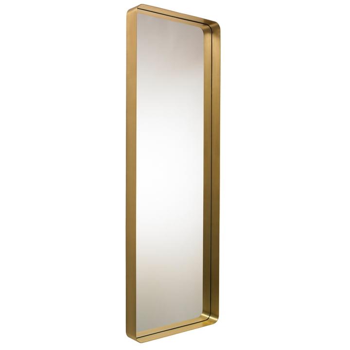 ClassiCon - Cypris mirror 180x60, brass / crystal glass