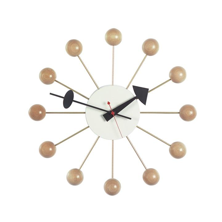 Vitra - Ball Clock, natural