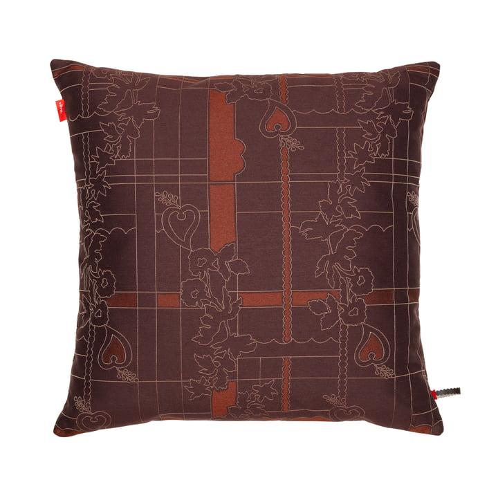 Vitra - Cushion Maharam, Park Woven Cayenne / Syrah