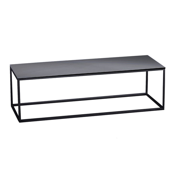 Hans Hansen - Less H 17 Media Bench, black