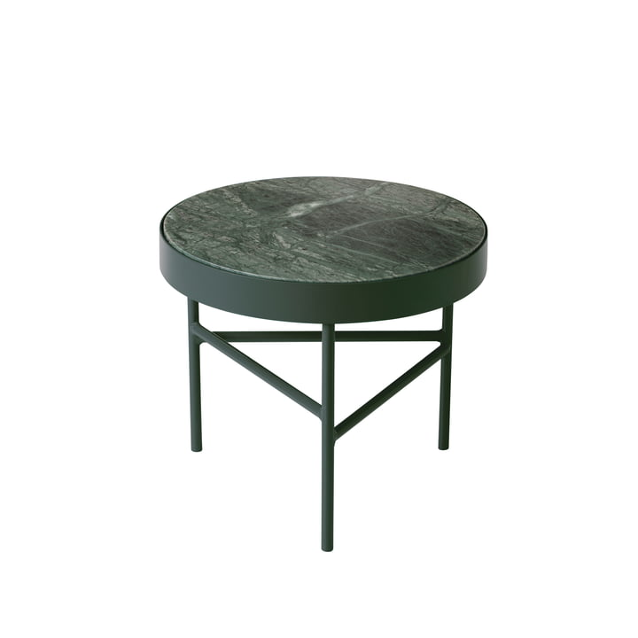 ferm living - Marble Table, small, green