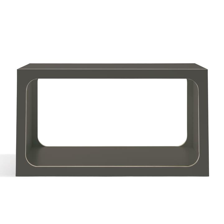 Müller Möbelwerkstätten - Boxit stapable Shelf Module, anthracite