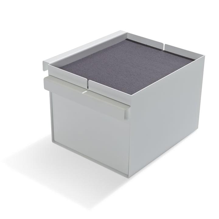 Müller Möbelwerkstätten – Add-On-Element No. 5 Drawer, white
