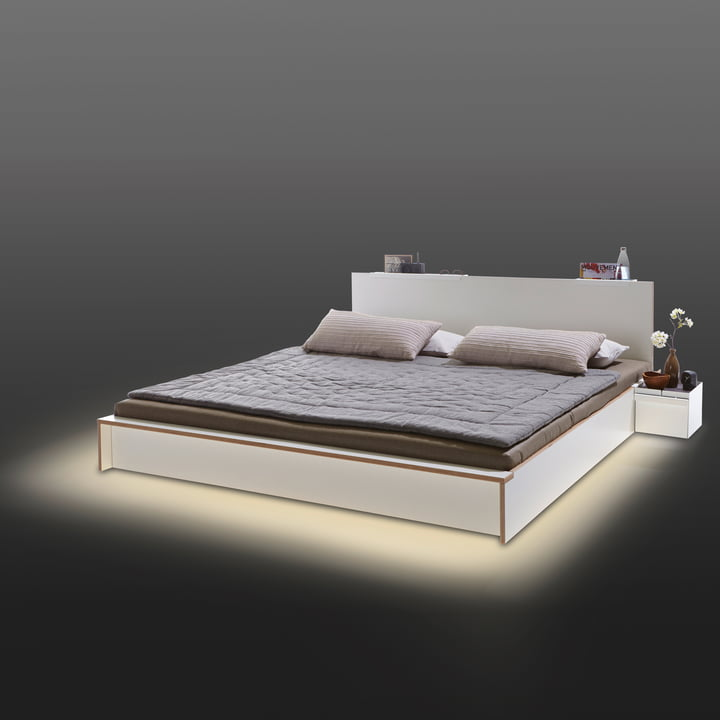 Müller Möbelwerkstätten - LED-Lighting for Flai
