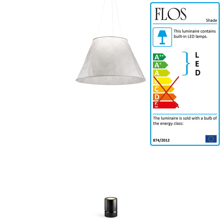 Flos - Shade Pendant Lamp, free