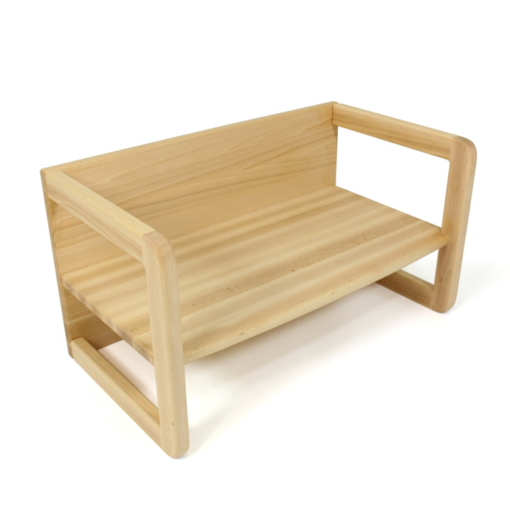 Jan Kurtz - Children´s Bench / Table Tim, natural beech