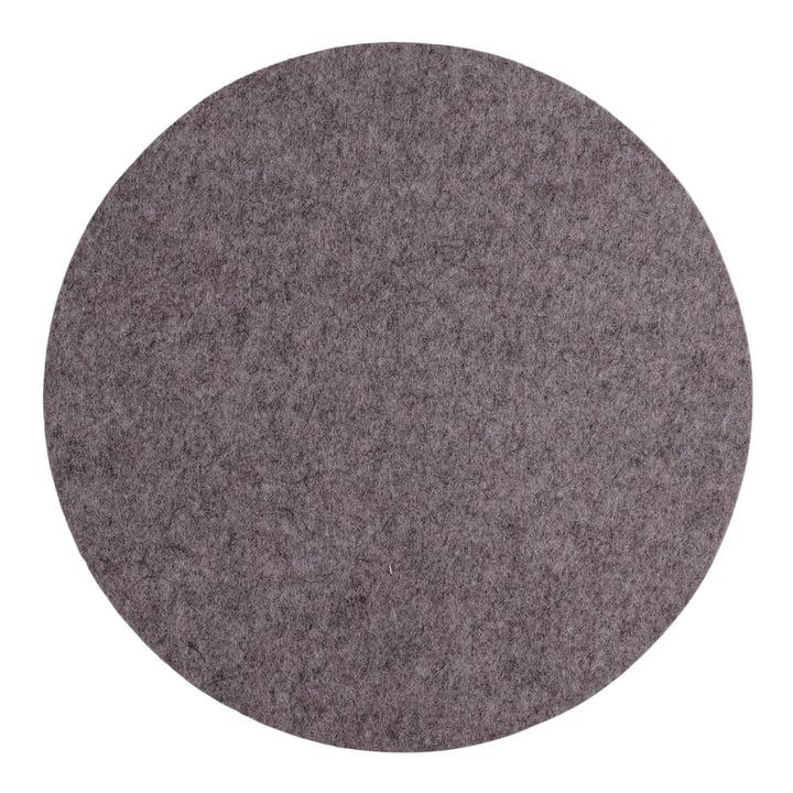 Hay - Dish Mat, dark grey