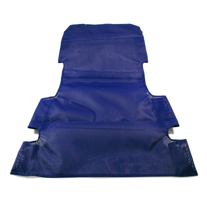 Spare cover for Fiesta armchair from Fiam in dark blue