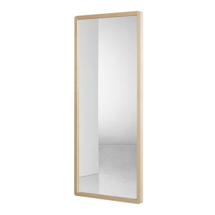 Artek - Mirror 192A, natural birch / natural lacquered