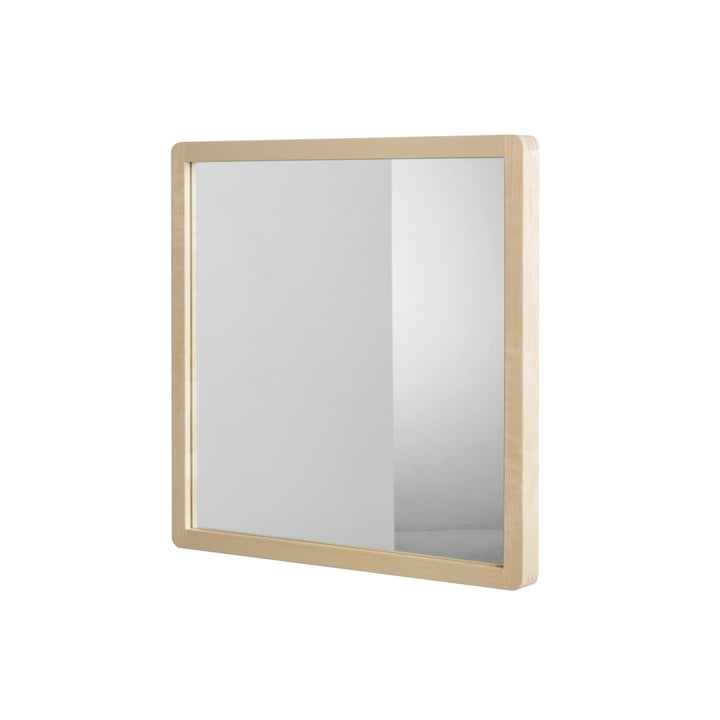 Artek - Mirror 192B, natural birch / natural lacquered
