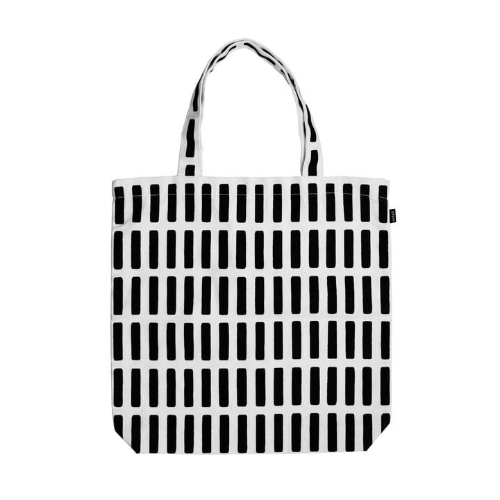 Artek - Tote Bag Siena, black / white