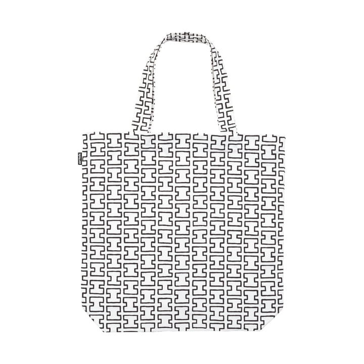 Artek - Tote Bag H55, white / grey