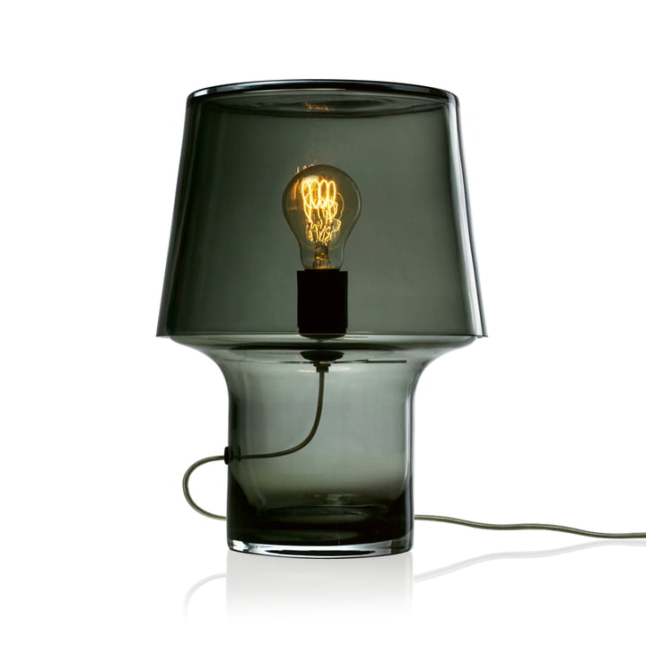 Muuto - Cosy in Grey Table lamp, lucent grey