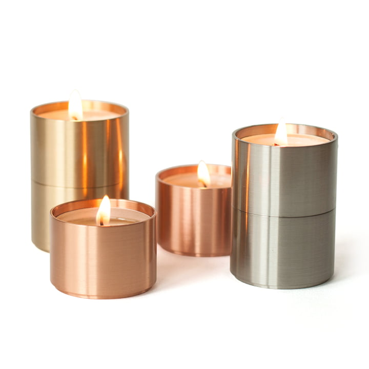 ArchitectMade - Trepas Six, copper / brass / stainless steel