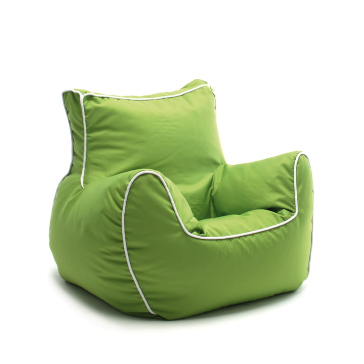 Sitting Bull - Bamp, green