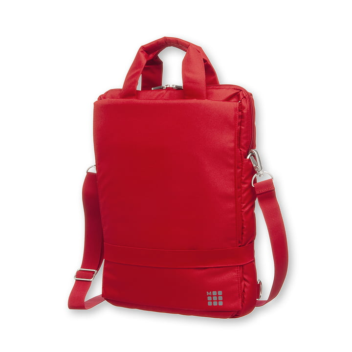 Moleskine - Verticle Equipment Bag, scarlet