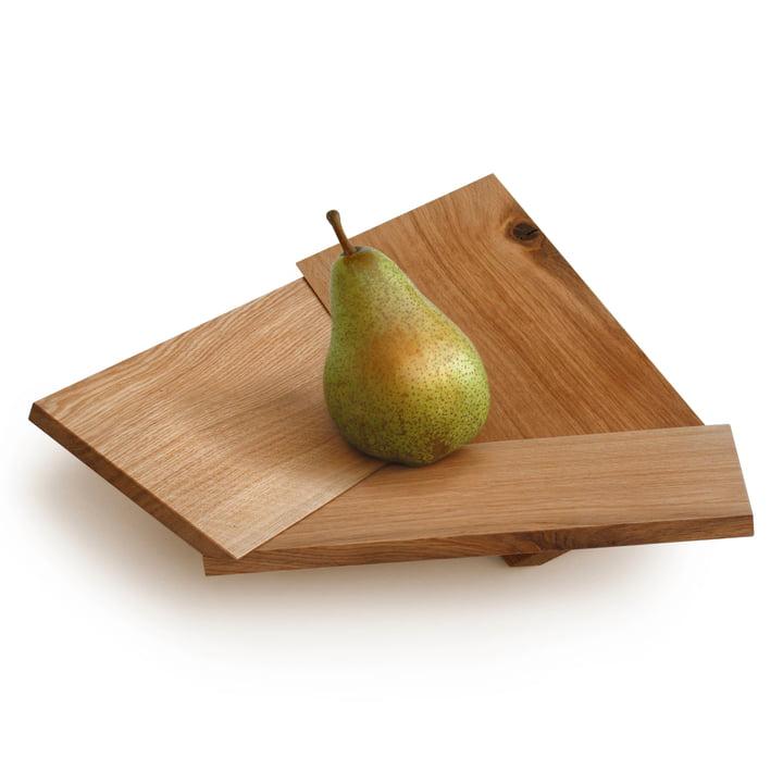 side by side - Fruit Bowl OhLáLá, oak oiled