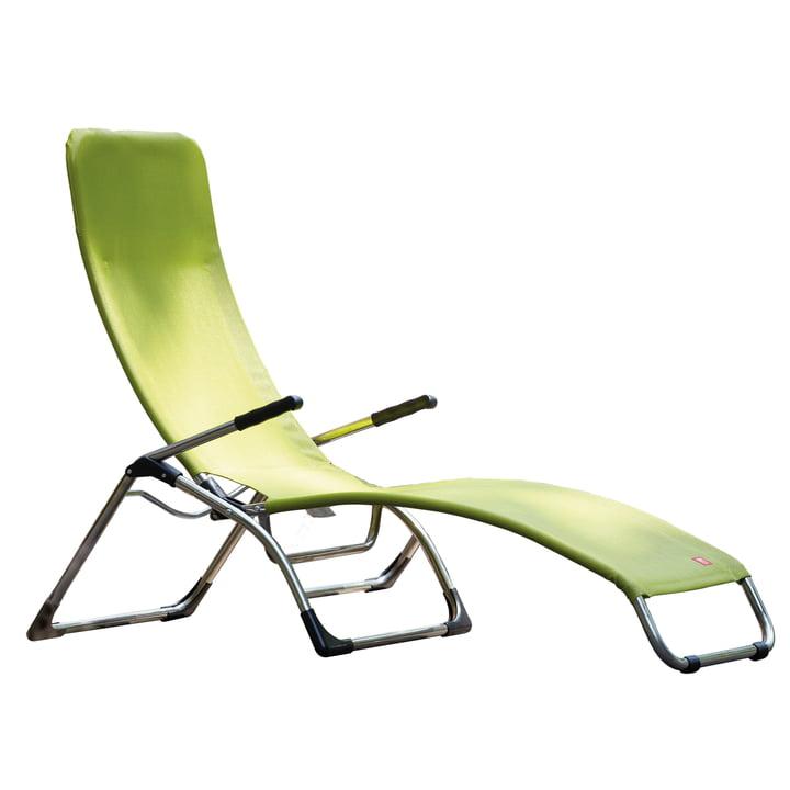 Fiam Deck Chair Samba, pistachio