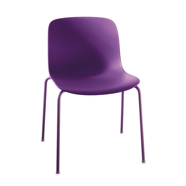 Magis - Troy Chair polypropylene, purple / purple (1157 C)