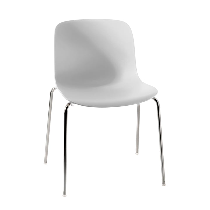 Magis - Troy Chair Polypropylen, chromed / white (1735 C)