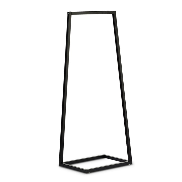 BeDesign - Lume coat stand small, black