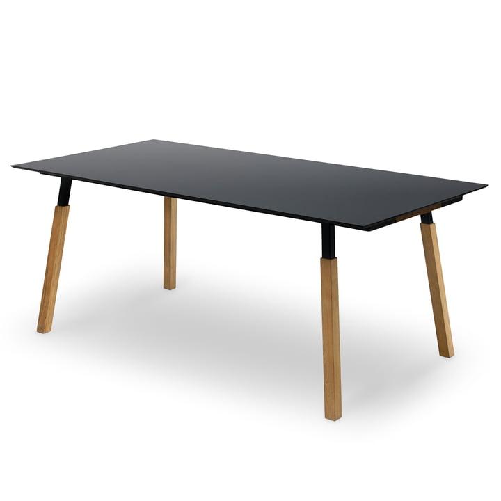 Skagerak - Way Outdoor Table, black
