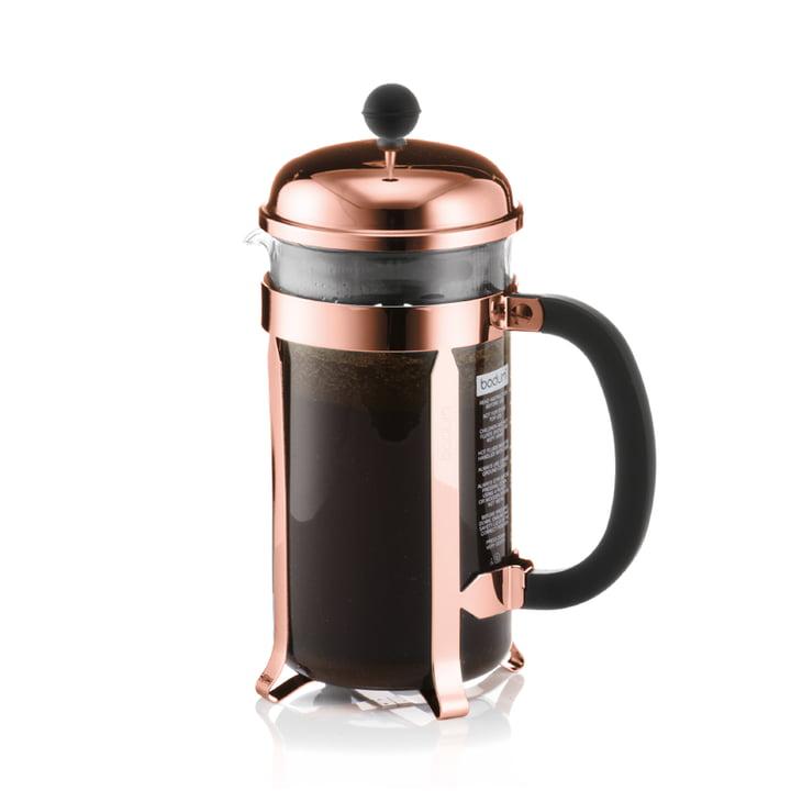 Bodum - Chambord Coffee Maker 1.0 l, copper