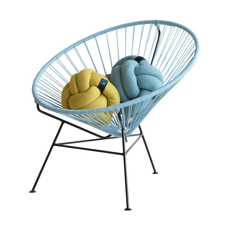 OK Design - Chango Cushion, Condesa Chair