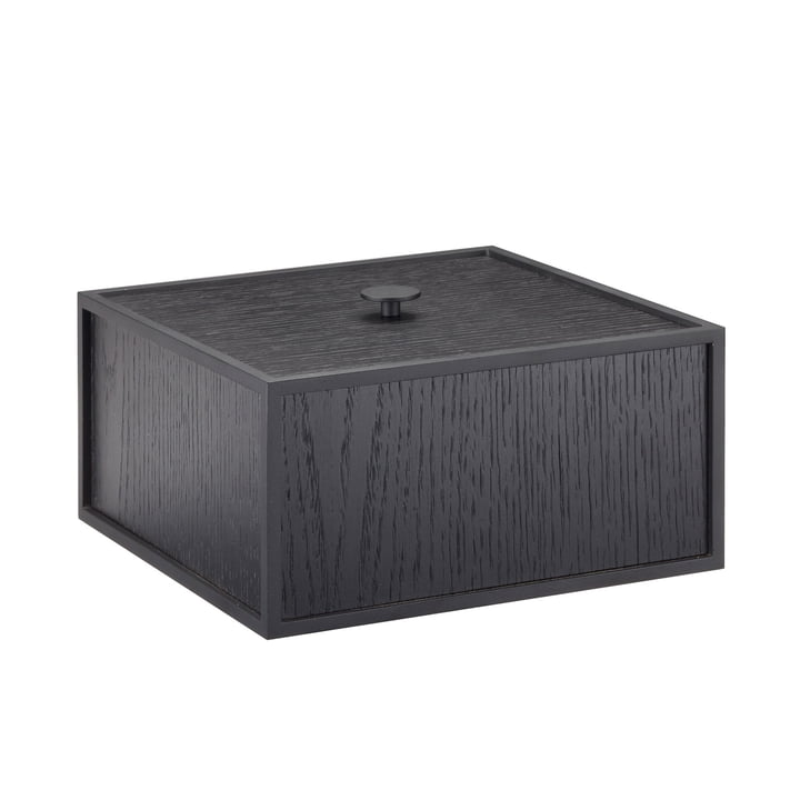 Frame Box 20 by by Lassen in Black