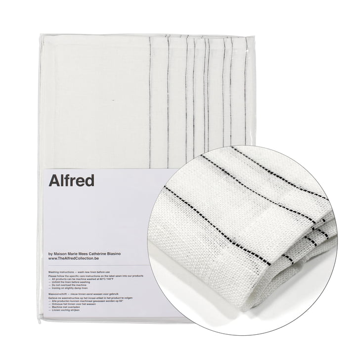 Alfred - Lina Package with Detail