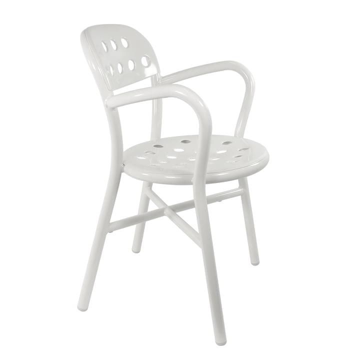 Magis - Pipe Armchair, white