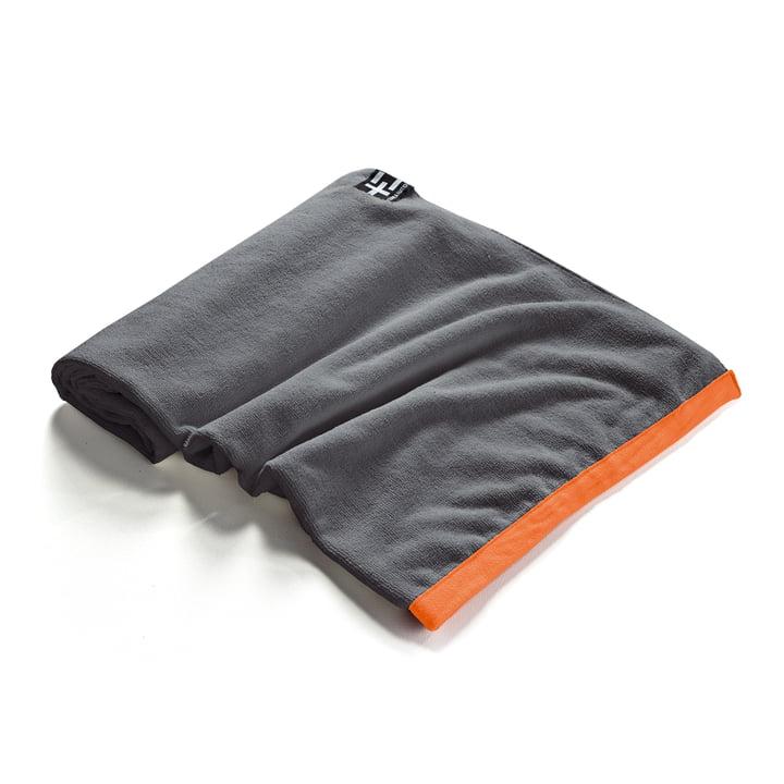 Terra Nation - Agi Moe Towel, grey