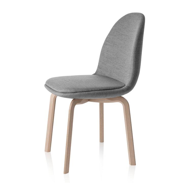 Fritz Hansen - Sammen Chair 45.5 cm, grey