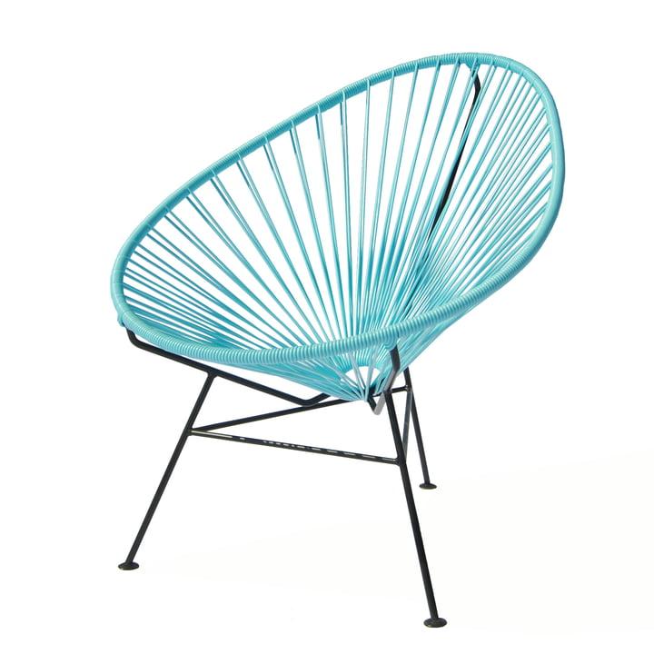 OK Design - The Acapulco Chair, light blue