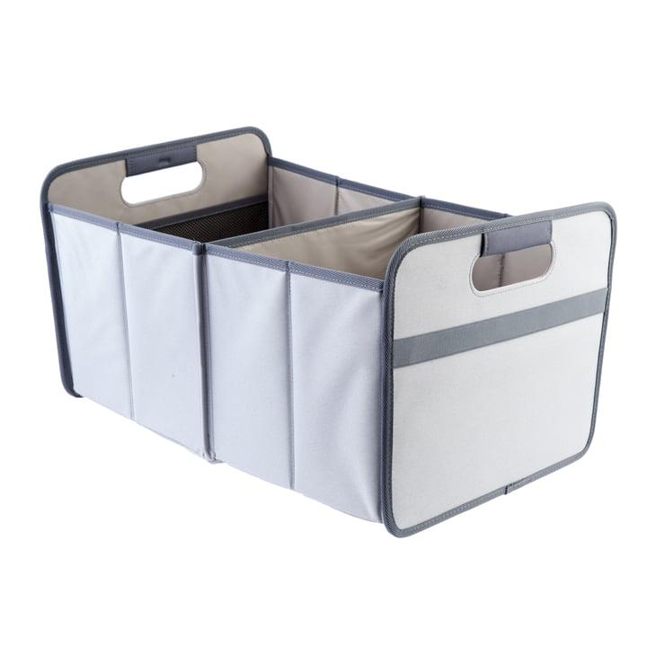 meori - CLASSIC Foldable Box 30 Liter, Stone Grey solid