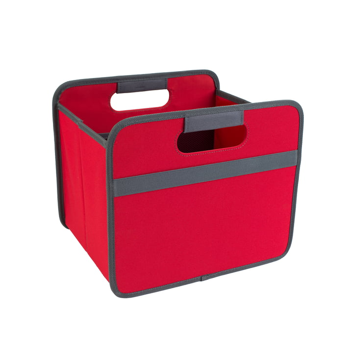 meori - CLASSIC Foldable Box 15 Liter, Hibiscus Red solid