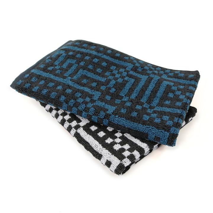 Zuzunaga - Route Guest Towels, 33 × 50 cm