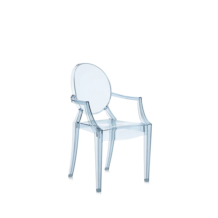 Kartell - Lou Lou Ghost, ice blue
